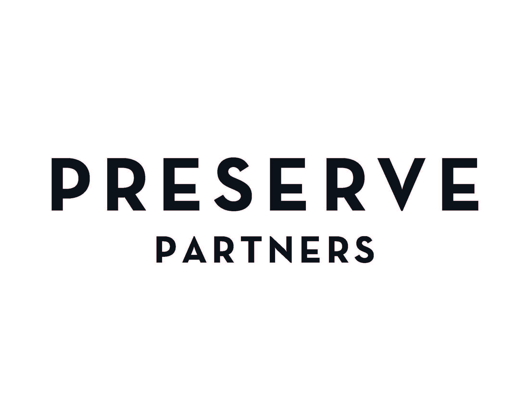 Preserve Wordmark Black