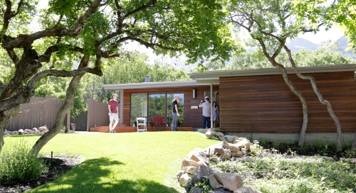 Salt Lake Modern Homes Tour
