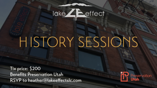 History Sessions with Lake Effect