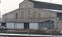 Denver & Rio Grande Freight House and Boiler/Engine Shop